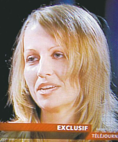 THE CANADIAN PRESS archives Karla Homolka, interviewed in Montreal in 2005,  appeared to be a good mom, journalist Paula Todd says.