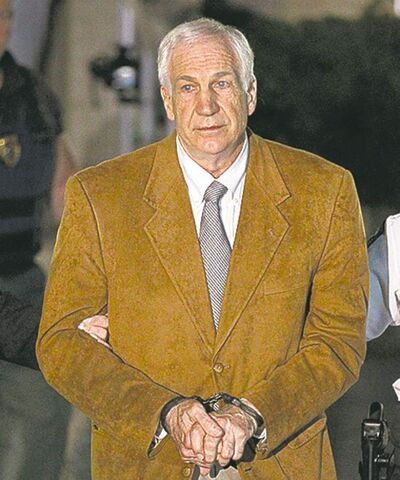 Jerry Sandusky is expected to profess his innocence at today�s sentencing hearing.