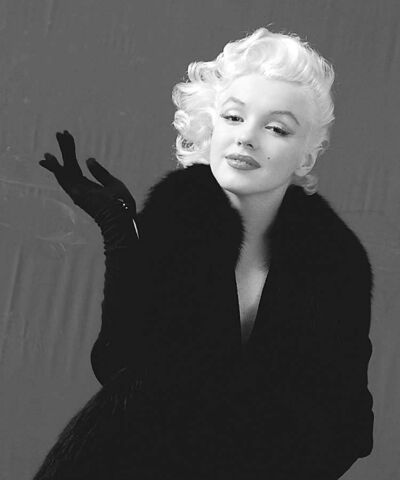 Marilyn Monroe became close friends with Milton Greene, who shot thousands of images of the actress.