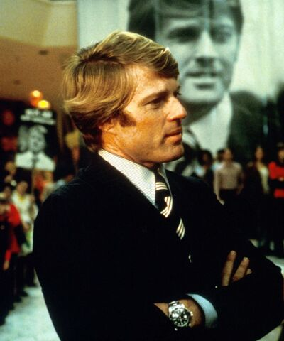History Television</p><p>An idealistic young man (Robert Redford) is chosen to run for the Senate against a seasoned politician in The Candidate.</p>