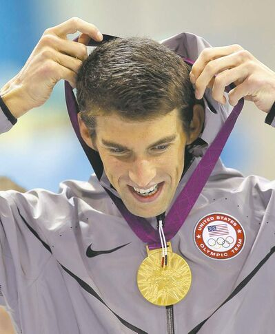 Lee Jin-man / the associated pressU.S. swimmer Michael Phelps has won 17 golds and 21 medals overall � both Olympic records. Does this make him the greatest-ever Olympian or just the most prolific?