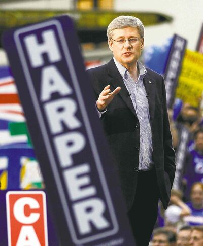 Prime Minister Stephen Harper (above) and Tom Flanagan transformed modern political campaigns in Canada.
