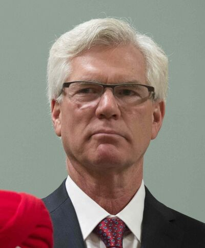 MP Jim Carr says nobody has raised the issue of regional representation with him.