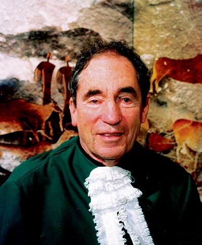 Justice Albie Sachs of South Africa will be speaking at this year's Sol and Florence Kanee Distinguished Lecture Series at Shaarey Zedek Synagogue.
