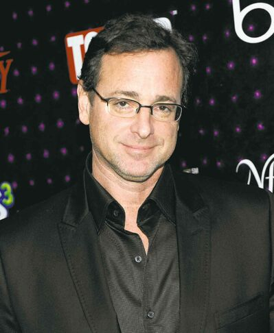 There are plenty of funny asides in Saget's bio, many of which can't be printed here.