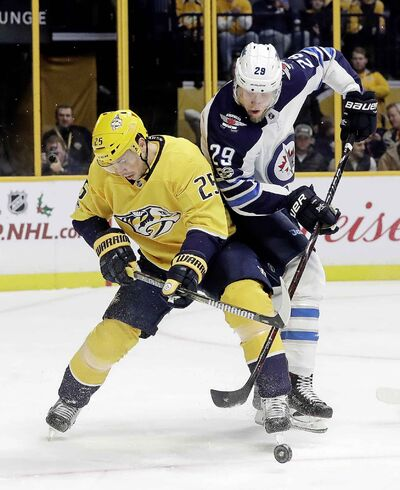 The Winnipeg Jets' young stars like Patrik Laine will have to overcome the tight checking that is the norm for Stanley Cup playoff hockey.
