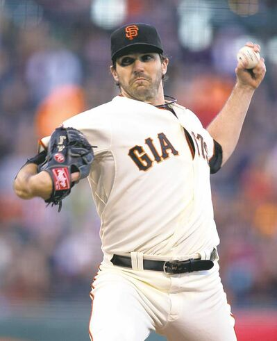 D. Ross Cameron / MCT �It (social media) was a pretty devastating experience for me�: San Francisco Giants starter Barry Zito.