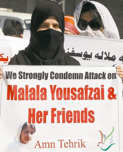 MOHAMMAD SAJJAD / THE ASSOCIATED PRESS