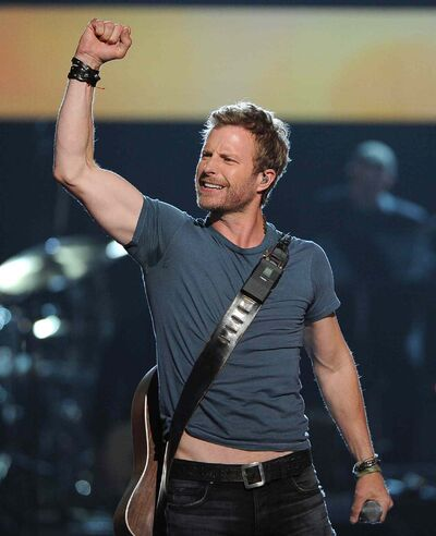 Country star Dierks Bentley will play the MTS Centre Oct. 22.
