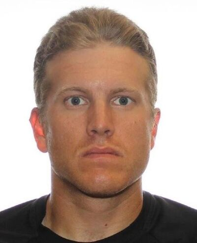 Patrik Mathews is shown in this undated police handout photo. THE CANADIAN PRESS/HO - RCMP