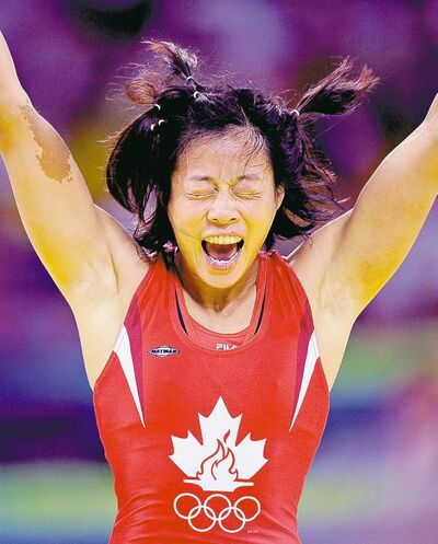 Larry Wong / Postmedia News ArchivesCarol Huynh hopes to repeat her gold-medal performance of 2008.