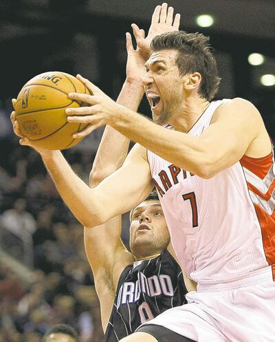 Andrea Bargnani was a major disappointment in Toronto after the Raptors made him the No. 1 overall pick in the 2006 NBA draft.
