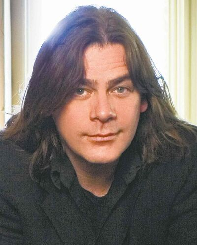 Great Big Sea vocalist Alan Doyle, left, will play Senator Gideon Robertson in a film version of Danny Schur�s Strike! The Musical.