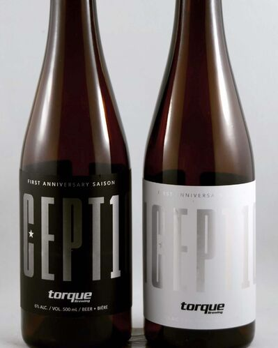 Torque Brewing</p><p>Winnipeg brewer Torque will be serving limited-edition bottles of its latest brew, Inception.</p>