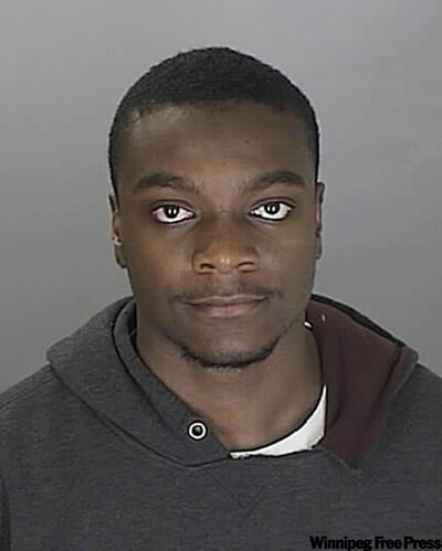 Charles Rogers, the Detroit Lions second overall pick in 2003 NFL draft, is shown in a booking photo in Pontiac, Mich.