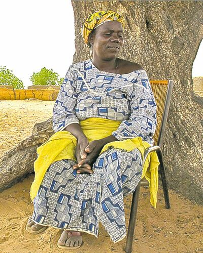 Amina Moussa and her husband have decided because they already struggle to feed their family, they will start using birth control, rare in traditional Muslim society.