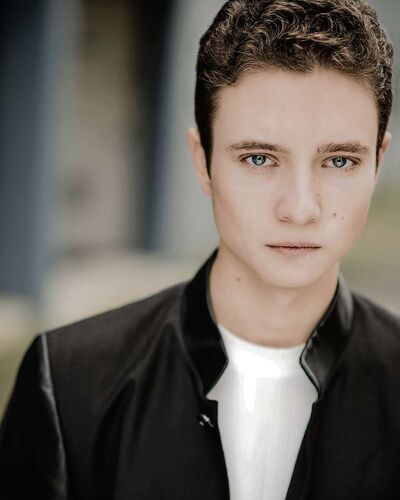 Nazariy Demkowicz, a 21-year-old actor from East Kildonan, is nominated for two international Young Entertainer Awards. The awards will be announced on April 7 at a red carpet reception in Hollywood, Calif.