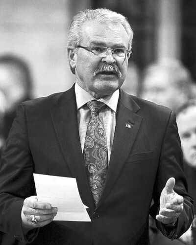 Agriculture Minister and Agri-Food and Minister for the Canadian Wheat Board Gerry Ritz responds to a question during question period in the House of Commons Wednesday February 6, 2013 in Ottawa. THE CANADIAN PRESS/Adrian Wyld