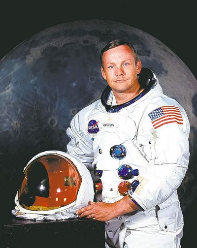 'The single thing which makes any man happiest is the realization that he has worked up to the limits of his ability, his capacity. It's all the better, of course, if this work has made a contribution to knowledge, or toward moving the human race a little farther forward.' --  Neil Armstrong