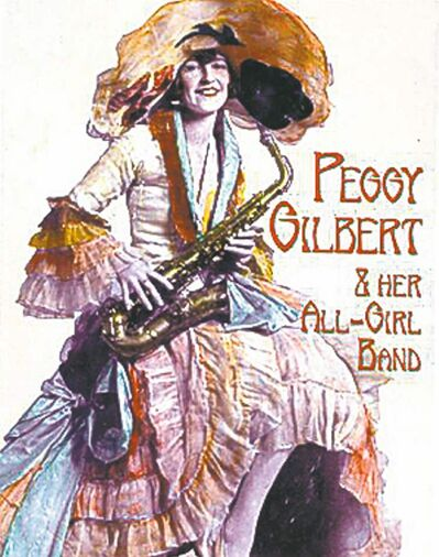 Peggy Gilbert