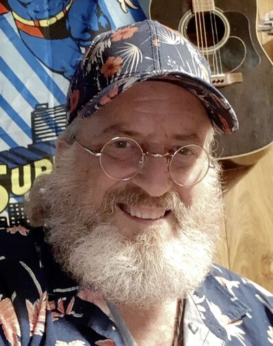 Comedian Jon Ljungberg, pictured here complete with a pandemic beard, will host and speak at Recovery Day Winnipeg 2020, which is set for Sat., Sept. 12 from 5 to 7 p.m.