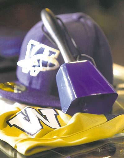 Store-bought cowbells are still permitted at Bomber games, but not homemade contraptions.