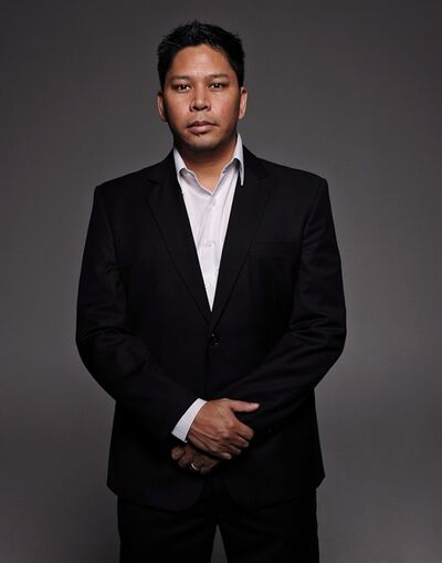 Canadian Victor Cui is CEO of the Singapore-based One Fighting Championship MMA organization.