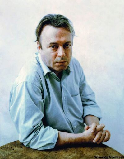 Christopher Hitchens: 'arguably the world's most prominent atheist'