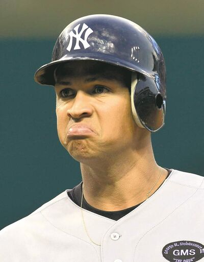 Tony Dejak / the associated press archivesThe Yankees feel the same way about Alex Rodriguez.