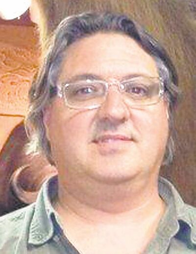 'He said he was lost in the bush'   — store employee Susan Martens on Brad Lambert (pictured)