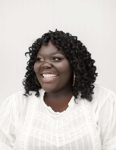 Dallas Curow photo</p><p>Sarah Adomako-Ansah is the new educator-in-residence at the Canadian Museum for Human Rights.</p>