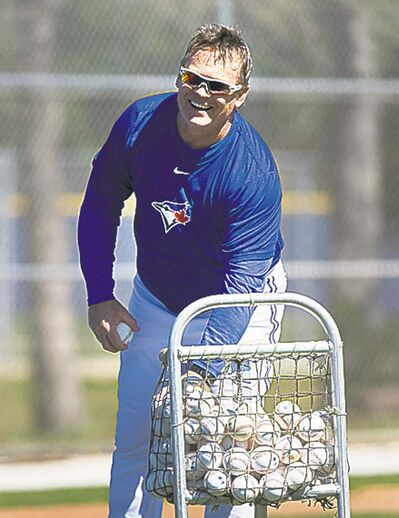 nathan denette / the canadian pressBlue Jays manager John Gibbons says talent will drive roster choices.