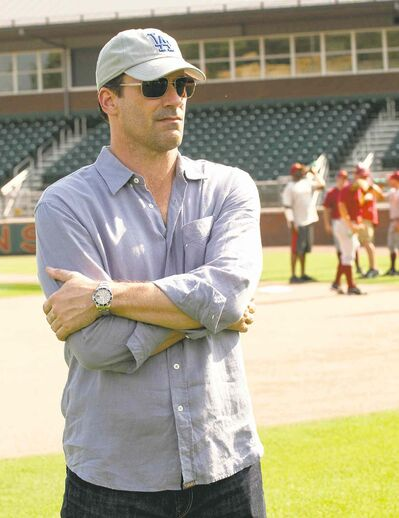 Million Dollar Arm stars Jon Hamm.