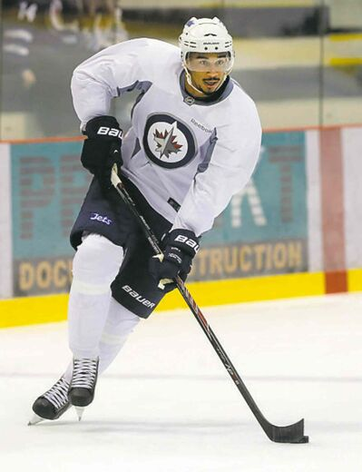 Evander Kane was a healthy scratch on Tuesday night as the Jets fell 3-2 in overtime to the Vancouver Canucks.