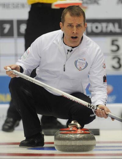 Jeff Stoughton's squad took home $14,000 with Sunday's victory.