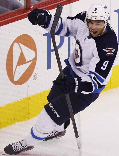 Stable and effective linemates can only help Evander Kane improve on his already-impressive scoring record. The Jets are hoping Mark Scheifele and Devin Setoguchi will be that magic formula.
