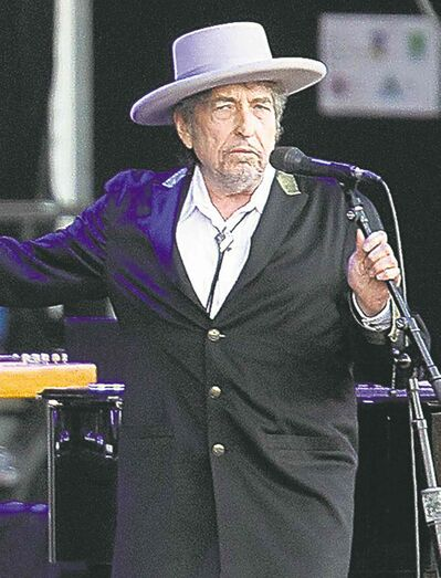 Bob Dylan is under investigation in France for inciting racial hatred because of comments he made about Croatians.