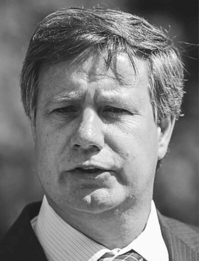 MP Lawrence Toet