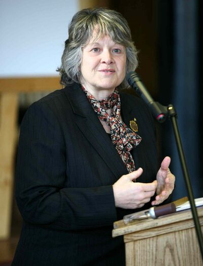 Marilyn McLaren, president and CEO of Manitoba Public Insurance, will be retiring in February 2014.