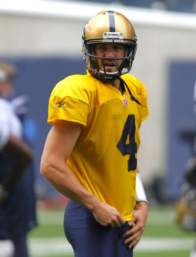 'We've got to stop turning the ball over and just stop hurting ourselves,' says QB Buck Pierce.