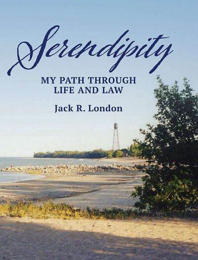 Serendipity book cover.