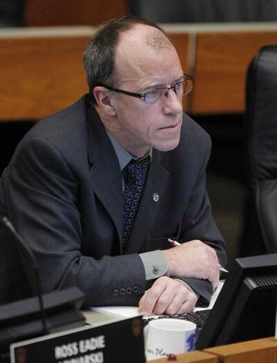 'You would think with a tough budget coming, it would be all hands on deck with councillors participating and doing their best to come up with viable solutions – apparently not,' says Shawn Dobson.
