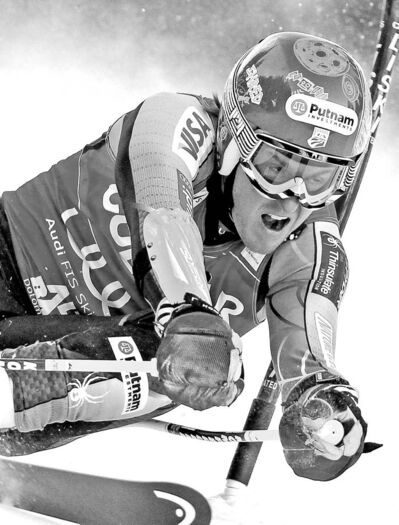 Alessandro Trovati / the associated press archivesSkiers are questioning the legality of Ted Ligety�s gear given his margins of victory.