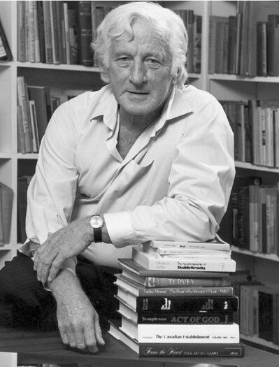 The Canadian Press files</p><p>Canadian publisher Jack McClelland.</p>