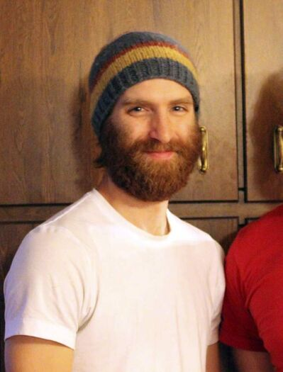 Matt MacIntyre, 27, is seen before he embarked on the canoe trip that took his life.
