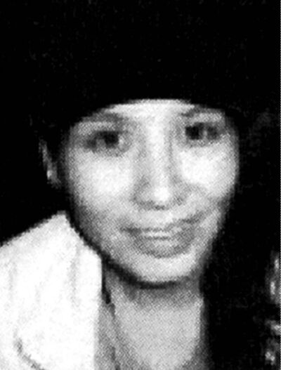 Tanya Jane Nepinak, 31, is seen in a Winnipeg police handout photo released June 25.
