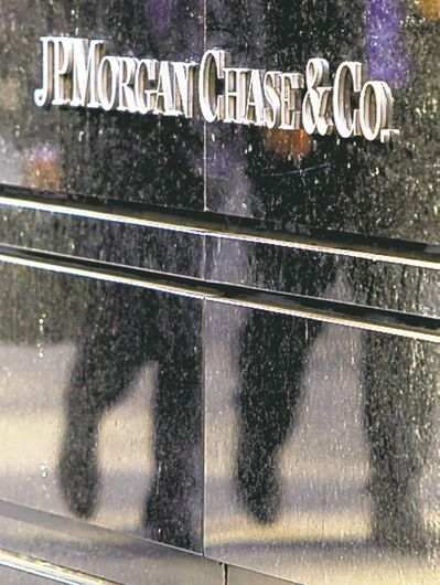 The Associated Press archivesJPMorgan Chase lost $2 billion in trading designed to hedge against risk.