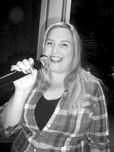 RIGHT BOTTOM: Lisa Windsor, who has won Disney�s American Idol contest for the third time, is singing at Club Regent tonight and Saturday.