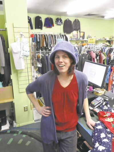 MAUREEN SCURFIELD / WINNIPEG FREE PRESS