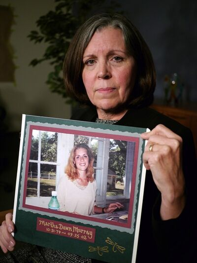 Maryann Murray holds a photo of her daughter Martha in a handout photo. Trying to keep track of medications can be one of the most challenging aspects of health care for patients, especially when they receive multiple prescriptions from a number of doctors for a variety of conditions. THE CANADIAN PRESS/HO-Canadian Patient Safety Institute